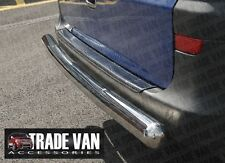 MERCEDES Vito Van Viano posteriore grosso 70mm BAR protector in acciaio inox 2004-on