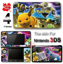 Pokemon SKIN VINYL DECAL STICKER COVER NEW #1 for Nintendo 3DS