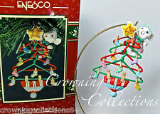 Enesco Mice For a Star Aunt Treasury of Christmas Ornament Clothes Hanger Tree