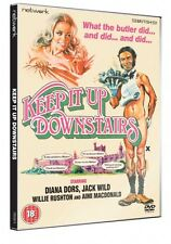 Keep it Up Downstairs - DVD NEW & SEALED - Diana Dors, Jack Wild