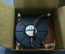 Cooljag JAC72LC OAK-7 1U Server Active Copper LGA 775 CPU Cooler - NEW/FREE SHIP