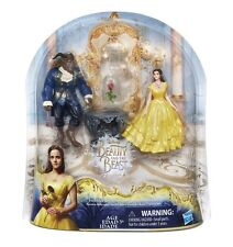 NEW Disney Beauty and the Beast Live Movie Enchanted Playset Emma Watson 2017