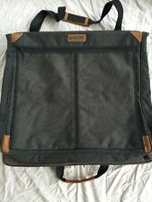Vintage Pan Am Garment Bag Luggage Aviation Travel Collectible