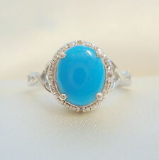 1.78ct Arizona Sleeping Beauty Turquoise Ring