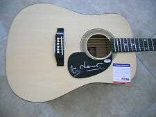 WEEN Gene & Dean Band Signed Autographed Acoustic Guitar PSA Certified