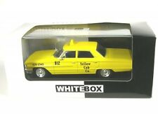 Ford Galaxie 500 New York Taxi (yellow) 1967