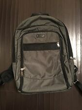 Coach Men's Black Nylon Backpack Laptop School Bag