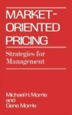 Market-Oriented Pricing: Strategies for Management-ExLibrary