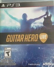 Guitar Hero LIVE Game PlayStation3 PS3 (GAME ONLY)