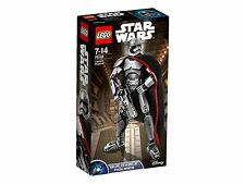 LEGO STAR WARS 75118 - CAPTAIN PHASMA Personaggio 26cm Constraction