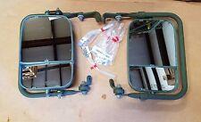 HMMWV FRAG DOOR MIRROR ASSY Kit, PAIR RH  LH  H1 HUMMER M998 57K3214 W/ Hardware