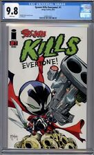 Spawn Kills Everyone #1  Todd McFarlane  Sold Out 1st Print   CGC 9.8