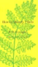 How to Identify Plants by H. D. Harrington (1957, Paperback, Reprint)