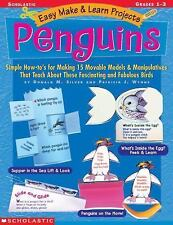 Easy Make & Learn Projects: Penguins: Simple How-To's for Making 15 Movable Mod