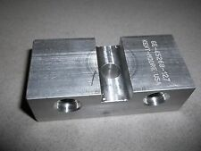 Kent Moore GM Specialty Tool GE-45268-127 A/C Flush Block *FREE SHIP*