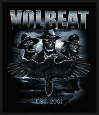 Volbeat Outlaw Raven Patch/Aufnäher 602573 #
