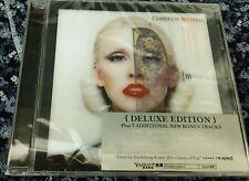 Christina Aguilera bionic DELUXE CD+5 printed in HONG KONG 2010 hologram cover