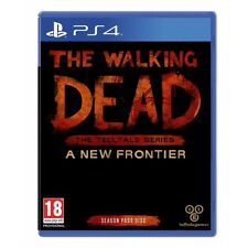 The Walking Dead Telltale Series The New Frontier PS4 Game Brand New