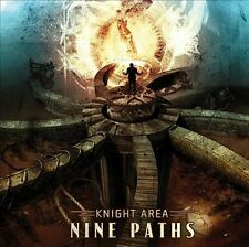 Knight Area-Nine Paths CD NEW