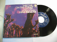 "LINDSFARNE""MEET ME ON THE CORNER-disco TRIS 45 giri PHILIPS It 1972"" PERFETTO"