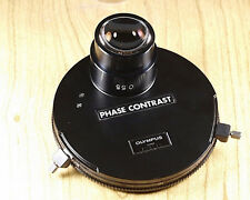 Olympus 0.55 Phase Contrast Condenser for Inverted Microscope