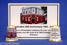 Special Offer Eastenders 30th Anniversary 1985-2015 GoldTopped +Photo Card B/126