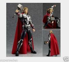 Max Factory Figma No.216 Thor The Avengers Action Figure Marvel Toy Gift