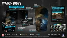 NEW WATCH DOGS: VIGILANTE EDITION PL PS3 COLLECTORS