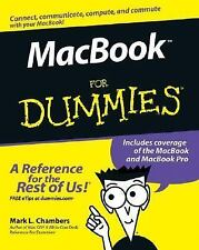 MacBook For Dummies (For Dummies (Computers)) Chambers, Mark L. Paperback