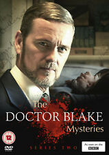 The Doctor Blake Mysteries: Series 2 DVD NEW & SEALED