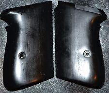 Walther PP PPK Pistol Grips Jet Black