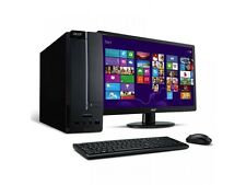 ACER Aspire PC Desktop xc-605 Intel Core i3 3.4 GHz 6gb RAM 1tb + MONITOR Bundle