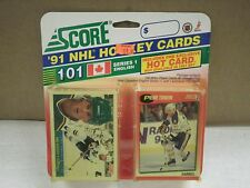 OLDER HOCKEY CARDS SCORE 1991- CANADIAN ENGLISH SERIES 1- MIKE MODANO- NEW- L136