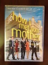 BRAND NEW IN UNOPENED BOX How I Met Your Mother: Season 6 DVD