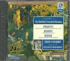 Leinsdorf, Erich Sessions Vol.1 Sheffield 24 Karat Gold CD Neu OVP Sealed OOP