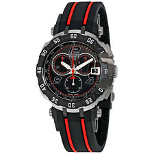 Tissot T-Race Moto GP Black Dial Chronograph Mens Watch T0924172720700