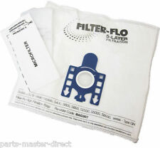 MIELE CAT AND DOG TT5000 GN G&N HOOVER BAGS AND FILTERS 5 BAGS 2 FILTERS