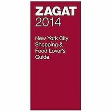 2014 New York City Shopping and Food Lover's Guide (2013, Paperback)