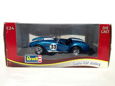 REVELL SHELBY COBRA 427 RACING 1:24 SCALE REVELL COBRA DIECAST CAR TOY 8623