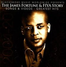 New: JAMES FORTUNE & FIYA STORY: Songs/Videos:Greatest Hits (Gospel) CD/DVD [W4]