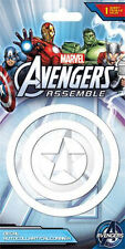 CAPTAIN AMERICA - WINDOW DECAL/STICKER - BRAND NEW - AVENGERS CAR SHIELD 7659