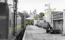 Cirencester Town Railway Station Photo. Kemble Line. Great Western Railway. (6)