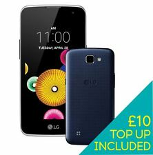 LG K4 Android smartphone on EE pay as you go