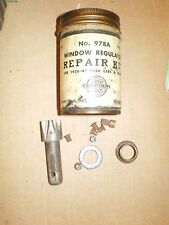 1928-41 FORD CAR AND TRUCK W/ SMALL 5 TOOTH PINION WINDOW REGULATOR REPAIR KIT