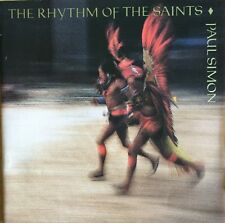 PAUL SIMON THE RHYTHM OF THE SAINTS CD WARNERS 1990 USA CLUB PRESSING NO BARCODE