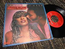 """PEACHES&HERB I pledge my love/Love lift 7"""" 1979 SPAIN"""