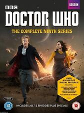 DOCTOR WHO SEASON 9 - THE COMPLETE NINTH SERIES / BRAND NEW