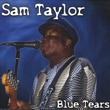 Sam Taylor - Blues Tears (Guitar) (Mar-2003, Bluzman.com) CD