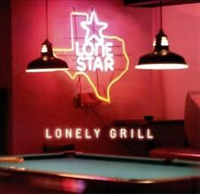 Lonely Grill by Lonestar Lone Star (Cassette) SEALED NEW (GS 11-4-1)