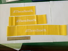 "Thera-band Resistance Band Loop 12"" Yellow"